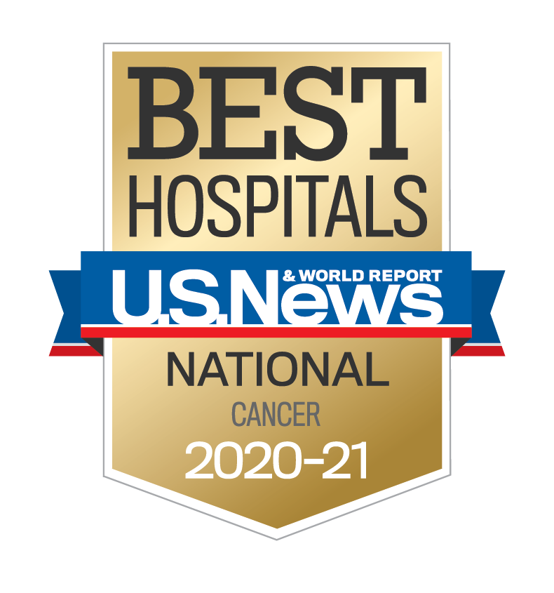 Dana-Farber/Brigham and Women's Cancer Center is ranked #5 nationally and the best in New England.